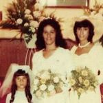 Ma with daughters Vicki & Debbie