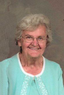 Ruth Elizabeth Cowgill