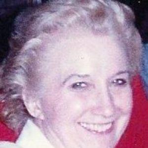 Mrs. Martha (nee Kowalczyk) MacDowell