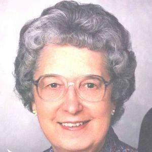 Mrs. Fern Shannon Bollinger
