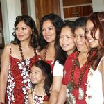 Nanay and her girls