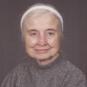 Jane Greene Miller