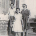 Joseph, Frances, and Connie DiGrazia