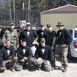 It has been a while since I joined the group on a paintball outing, but this was certainly another great day with my pal Chad. Thanks for the memories buddy.