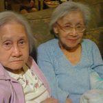 Mom and Cindy