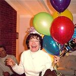 Happy Birthday!  You were always the life of any party!!
