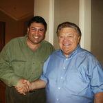 Taken with Bill Britt at Fairmont Hotel, San Jose, CA in 2006