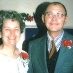 Janet and Elwyn Schommer