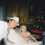 SOSO AND GRAMS-ALWAYS MAKING HER LAUGH