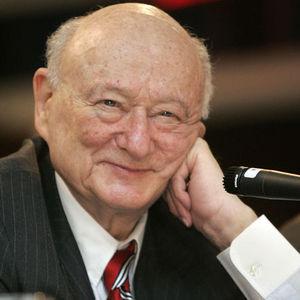 Ed Koch Obituary Photo