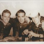 Dad and his Navy Buddies in 1946