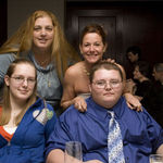 This is my best friend with her Children. Taken 12/28/2008. I love you Susie Q. Forever and ever