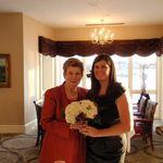 Maryann & Molly at Andy & Danielle's wedding
