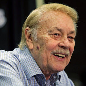Jerry Buss Obituary Photo