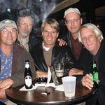 FSU Homecoming 2002 Gehman,McGough,Carman,Armstrong and Doug