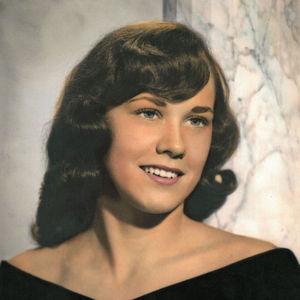 Jeanne Mae Borders Obituary Photo