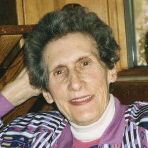 Margaret B. 'Peggy' Patterson