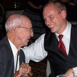 Nathan with Grandpa