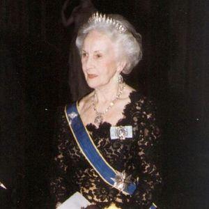 Princess Lilian Obituary Photo