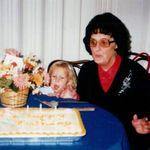 Mom Mom & Kimberly - 1991