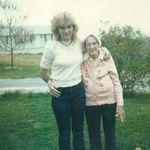 Meddy Cooper and Martha Pate (Mammah)