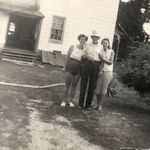 Myrtle Tapp, Neal Pate and Virginia Pierce