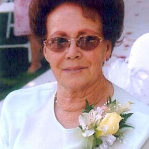 Dorothy Jane Mecham Fieldsted