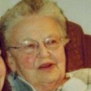 Agnes  E. Frazier