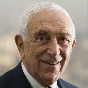 U.S. Sen.  Frank Lautenberg Obituary Photo
