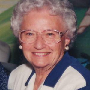 Mrs Evelyn M. Chatham
