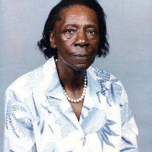 Annie Bell Edwards