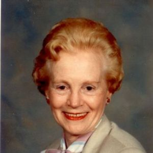 Lucille Chandler Bailey