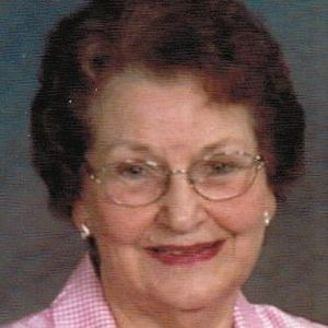 Margaret Allene Knowles Obituary Photo