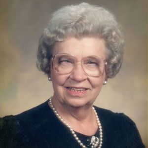 "Mrs. Constance  ""Connie"" H. Multaler  Sanders Obituary Photo"