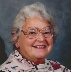 Alice Talbot Obituary Photo