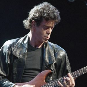 Lou Reed Obituary Photo
