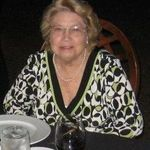 Gloria at her 80th Birthday Party