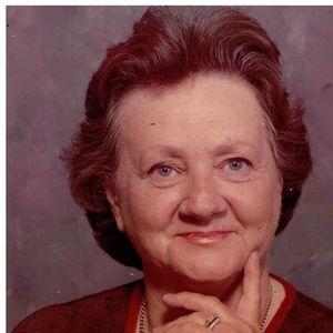 Mrs Doris B. Wright