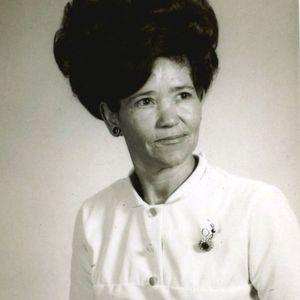 Mrs Clara N Miller