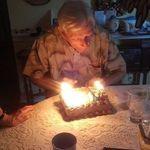 Bob's 90th birthday, August 2013