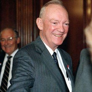 John S.D. Eisenhower Obituary Photo