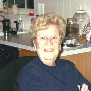 """Mrs. Mildred  B. """"Millie"""" (nee McDermott) Carroll"""