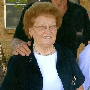 Nancy F. Miller Obituary Photo
