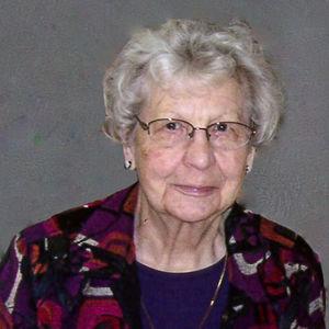 Dorothy Mae Johnston Obituary Photo