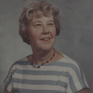 Ms. Marie Riches