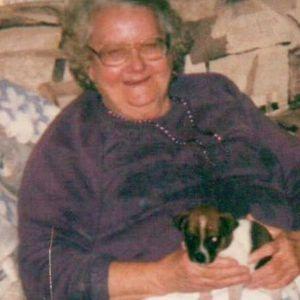 Tiny Mae Mears Obituary Photo
