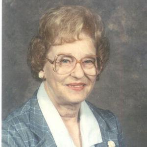 Doris Eveleen Kauffman