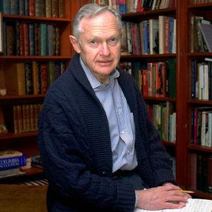 Dr. Sherwin Nuland Obituary Photo