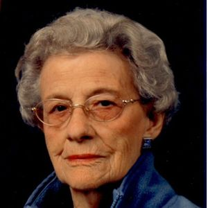 Mrs. Jennie Lee Thompson
