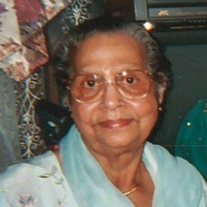Mrs. Ethel Rampersaud